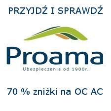 70 % znizki Proama